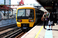 Railways Various London Bridge Blackfriars 20140525