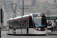 Railways Scotland Edinburgh Trams 20140403