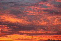 Clouds Australia Sunset Newcastle 20140321