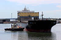Shipping Australia Newcastle 20140312