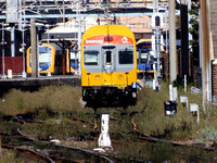 Railways Australia NSW Newcastle 20140207