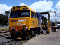 Railways Australia Pacific National Gladstone 20131114
