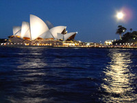 Travel Australia Sydney Evening 20130919