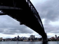 Travel Australia Sydney Harbour Bridge 20130915