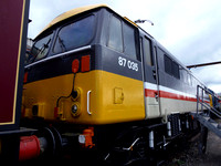 Railways Preserved Crewe 20130427
