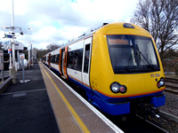 Railways Various Willesden 20130202