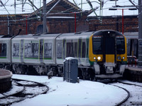 Railways London Midland Wolverhampton 20130121