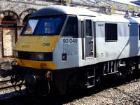 Railways Freightliner Crewe 20120922