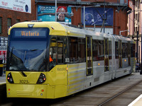 Railways Manchester Trams 20120714