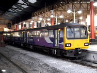 Railways Northern Manchester Victoria 20120602