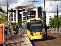 Railways Manchester Trams 20120512