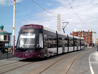 Railways Blackpool Trams 20120505