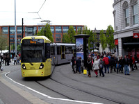 Railways Manchester Trams 20120505
