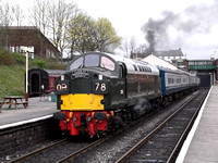Railways Preserved East Lancashire 20120408