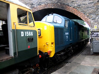 Railways Preserved Llangollen 20110730