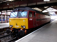 Railways Various Crewe 20090815