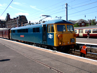 Railways Preserved The Electric Scot 20090711