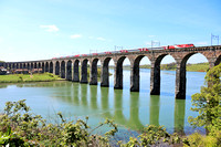 Railways Various Royal Border Bridge Berwick 20170509