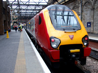 Railways VXC Edinburgh 20090413