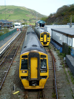 Railways ATW Machynlleth 20080503