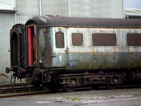 Railways Preserved Crewe 20080418