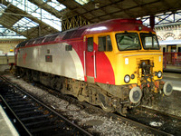 Railways VWC Crewe 20080126