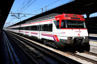 Railways Spain Chamartin 20170618
