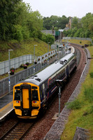Railways Scotrail Gorebridge 20170704