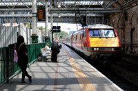 Railways VTEC Edinburgh Waverley 20170703