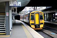 Railways Scotrail Haymarket 20170703