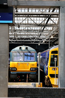 Railways GBRF Edinburgh Waverley 20170703