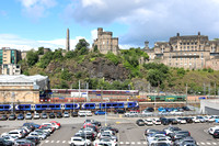 Railways Various Edinburgh 20170803