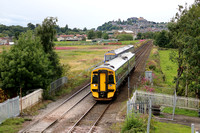 Railways Scotrail St.Ninians 20170804