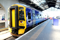 Railways Scotrail Inverness 20170808