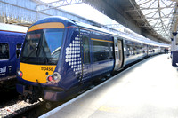 Railways Scotrail Aberdeen 20170808