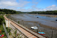 Railways Network Rail Fowey Branch 20170821