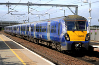 Railways Scotrail Edinburgh Park 20170908