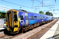 Railways Scotrail Camelon 20180607