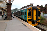 Railways ATW Chester 20180613
