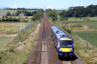 Railways Scotrail Turnhouse 20180624