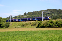 Railways Scotrail Stirling 20180628