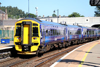 Railways Scotrail Stirling 20180701