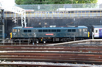 Railways Caledonian Sleeper London Euston 20180717