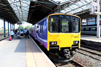 Railways Northern Chester 20180805