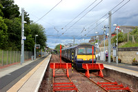 Railways Scotrail Larkhall 20150731