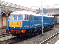 Railways Preserved Crewe 20091010