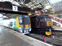 Railways Various Crewe 20130119