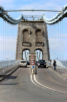 Travel Wales Menai Bridge 20140413