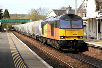 Railways Colas Dunblane 20170419