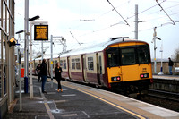 Railways Scotrail Partick 20151222